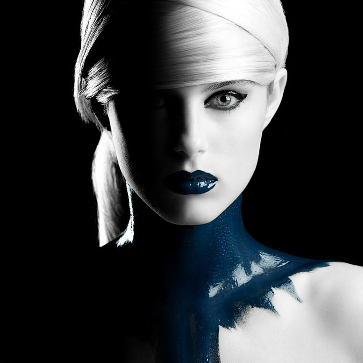 Best Light Painting Concept Images On Pinterest Light - 18 beautiful examples of blue and black photography