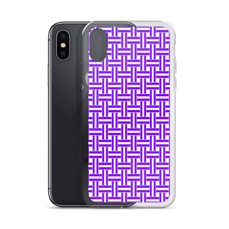 Excited to share the latest addition to my #etsy shop: Purple Lines Maze iPhone X Case   Repetitive Pattern iPhone case   Colorful iPhone 6 case   Trendy iPhone 7 case   Geometry iPhone 8 case   http://etsy.me/2EJZcfN #accessories #case #cellphone #iphonexcase #repetit