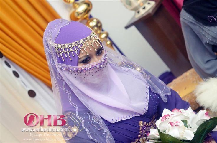 Niqab wedding