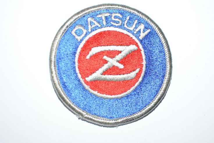 DATSUN Z Iron-On Patch Nissan Automobile Racing Japan Classic Sports Car Fairlady 240z s30 280Zx 300Zx 350z Roadster…