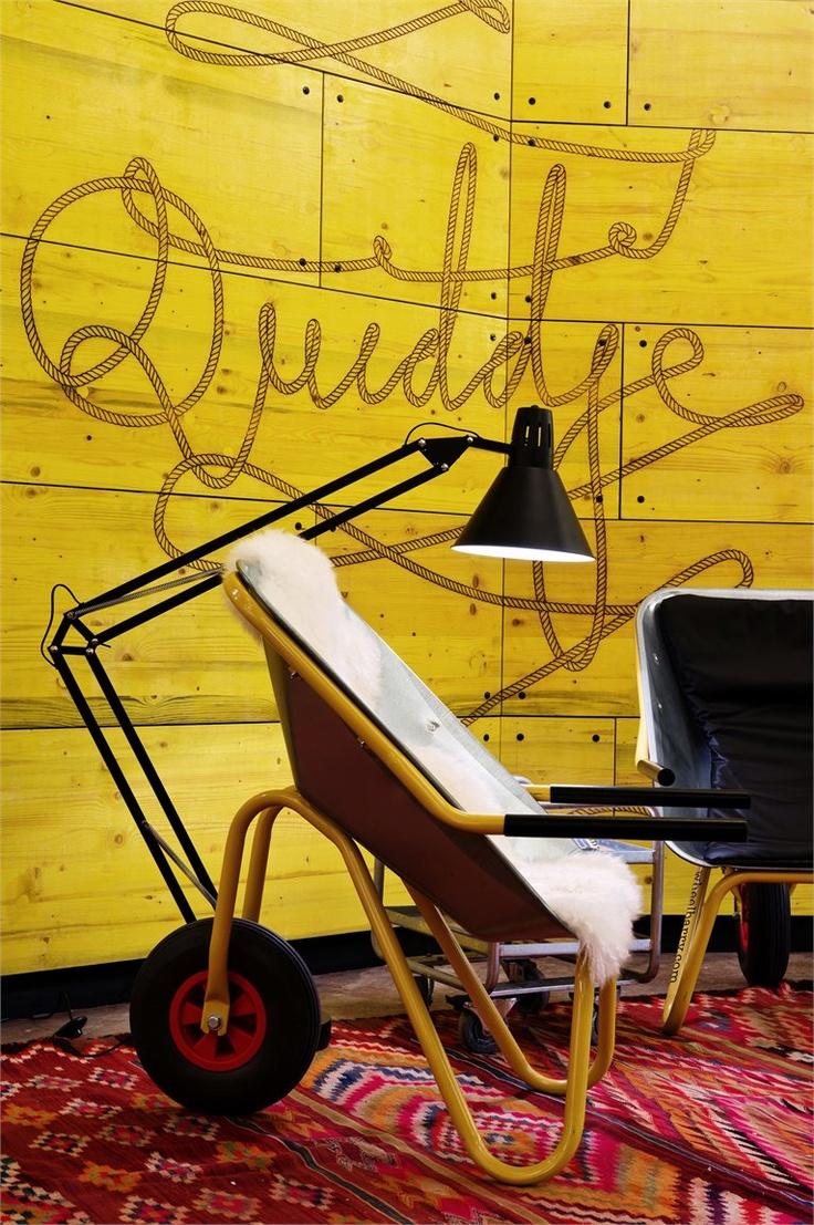 Superbude St Pauli Hotel, Amburgo, 2012