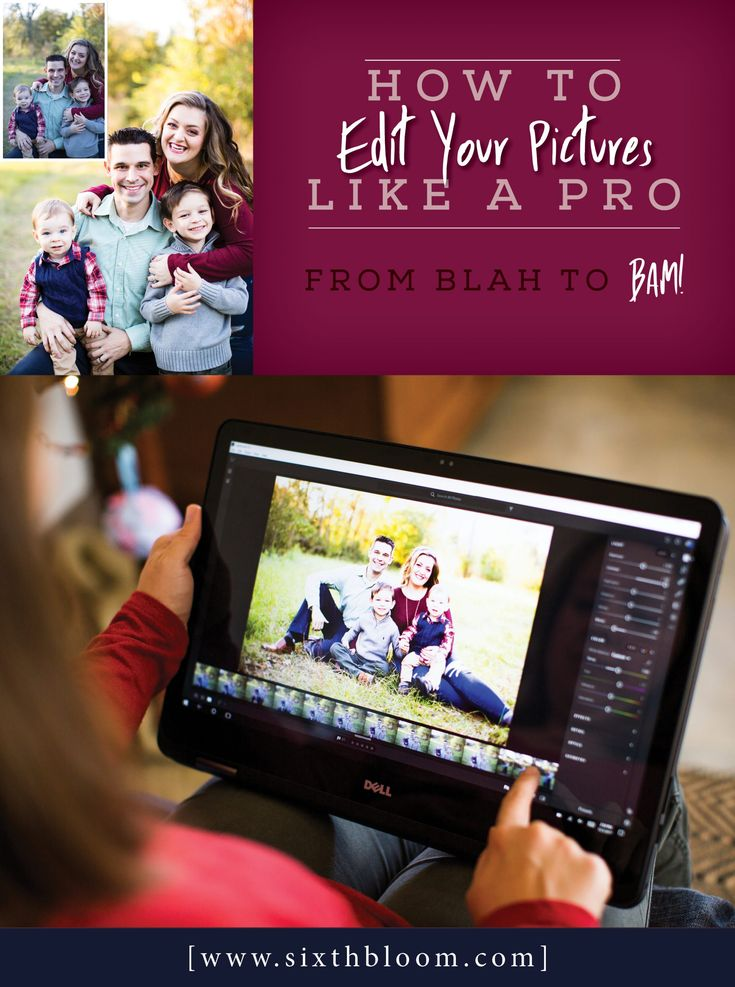 How to Edit Pictures, Editing Tips, How to edit photos, #ad #LoveYourPC