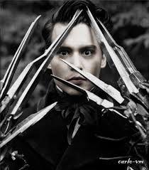 Edward Scissorhands-Fanatasy