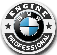 BMW Engines for sale BMW Engine Professional.  ENGINE PROFESSIONAL can supply and fit engines to all BMW models, whether it is a petrol model or diesel, just call one of our customer service representatives and we can cater for your needs from BMW's vast collection of models from the 1 Series through to the 7 Series and including the premium X Range of SUV's.