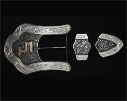 Crawford Spurs & Saddlery - Belt Buckles