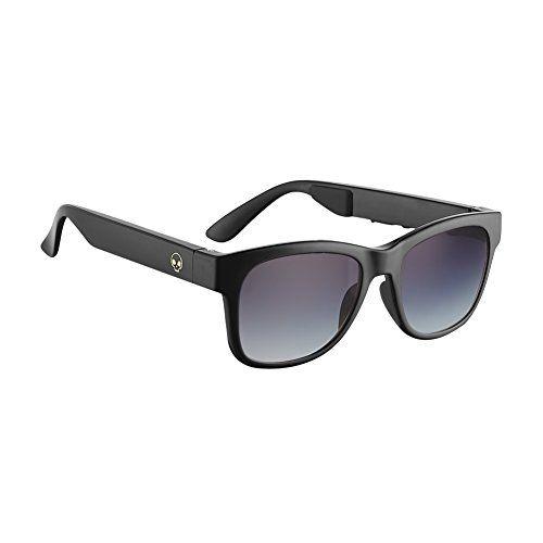 46baac2fdc Bone Conduction Glasses Bluetooth 4.1 Headphones Polarized Sunglasses  Myopia Waterproof Wireless Headset Hearing Aid for iPhone HTC LG Samsung  (Grey ...