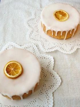 レモンのビスキュイ。