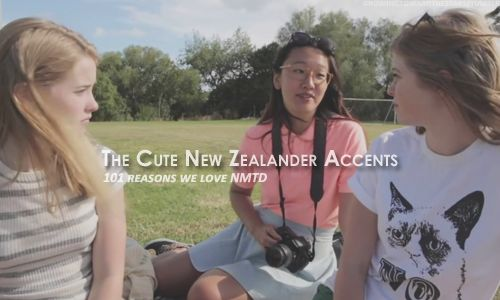 Reason #5: The Cute New Zealander Accents