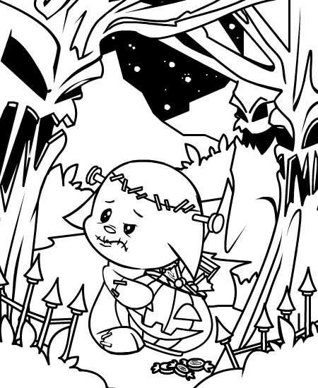 kacheek coloring pages   287 best images about to color on Pinterest