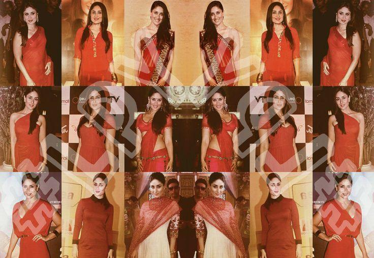Red dress #KareenaKapoorKhan #Bollywood #Capture #Edit #LPY