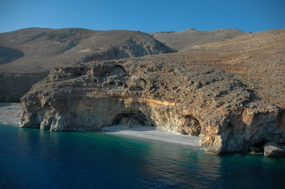 Illigas, Sfakia, Chania, Crete, Greece: