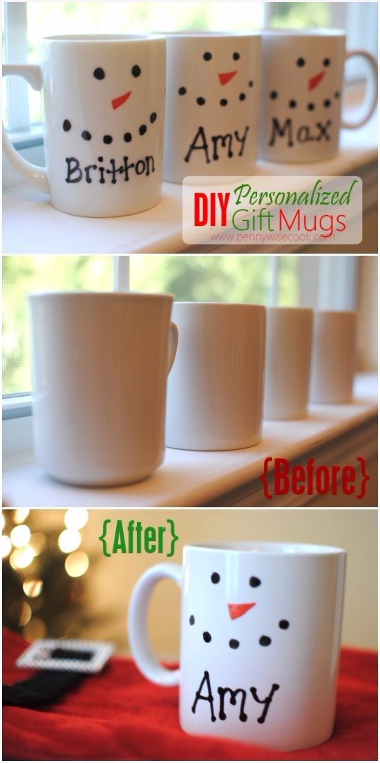 DIY Sharpie Mugs | DIY Fun Tips