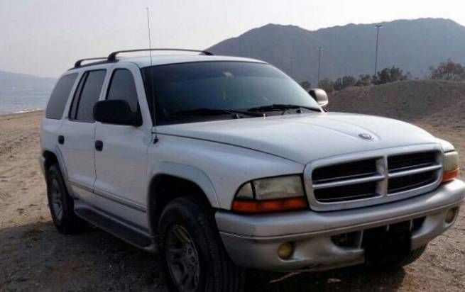 Used Dodge Durango 2002 in Cars on UAE - Arabs Classifieds   Best free Classifieds Website for cars, jobs, real estate, Furniture, Services