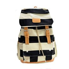 Like and Share if you want this  2016 Women Girl Striped Canvas Backpack Leisure Hot School Backpack For Teenagers Travel Rucksack Campus Leisure Bag     Tag a friend who would love this!     FREE Shipping Worldwide     #BabyandMother #BabyClothing #BabyCare #BabyAccessories    Buy one here---> http://www.alikidsstore.com/products/2016-women-girl-striped-canvas-backpack-leisure-hot-school-backpack-for-teenagers-travel-rucksack-campus-leisure-bag/