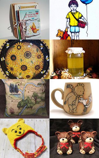 A BOY AND HIS BEAR  by Little Enith and Sons on Etsy--Pinned with…