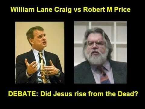 Robert M. Price Exposes William Lane Craig