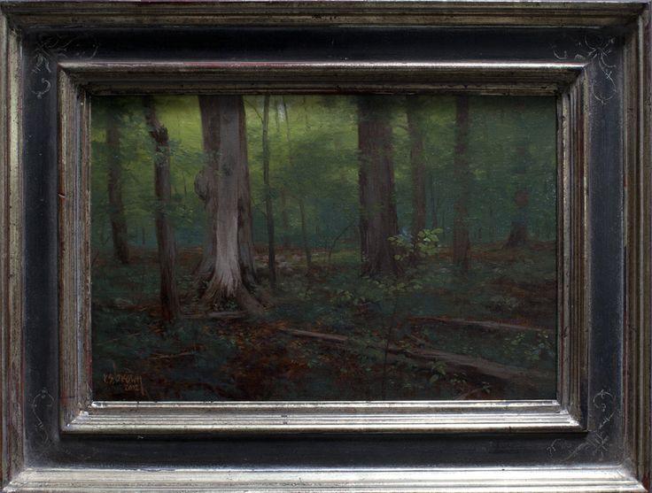Sacred Grove, Ryan S Brown