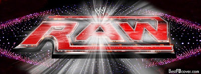 WWE Raw Facebook Timeline Cover