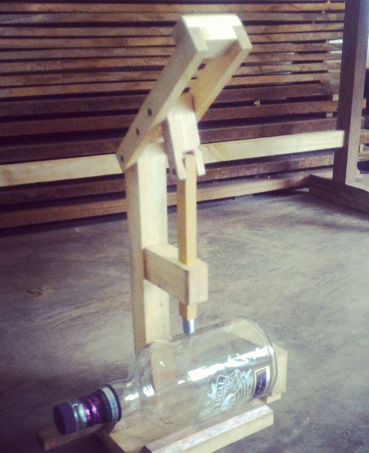 Bottle cutter By Hendro Joewono