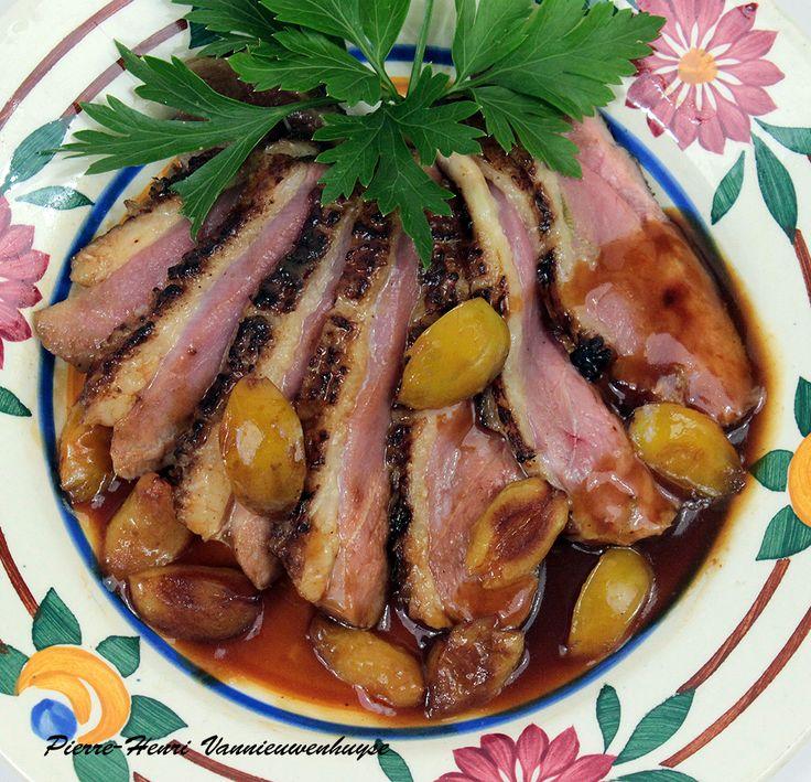 Les 25 meilleures id es de la cat gorie marinade magret de canard sur pinterest sauce magret - Cuisson magret de canard plancha ...