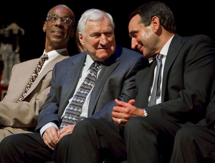 WATCH: Duke honors Dean Smith with touching pre-game tribute before North Carolina game | NJ.com
