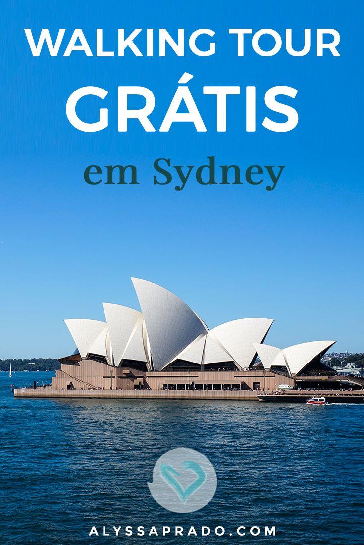 Já imaginou conhecer Sydney com guias locais e de graça? Então confira nesse post tudo sobre a minha experiência com o I'm Free Tours, o walking tour grátis pela cidade de Sydney! | Austrália, blog de viagem, passeios grátis