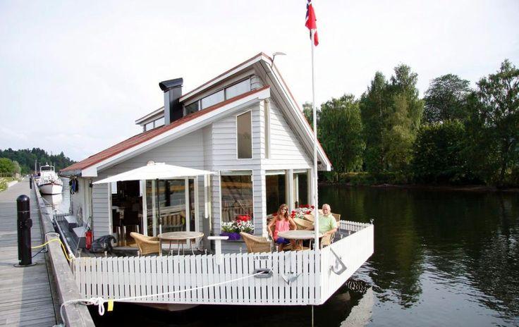 Husbåt hadde vært tingen....