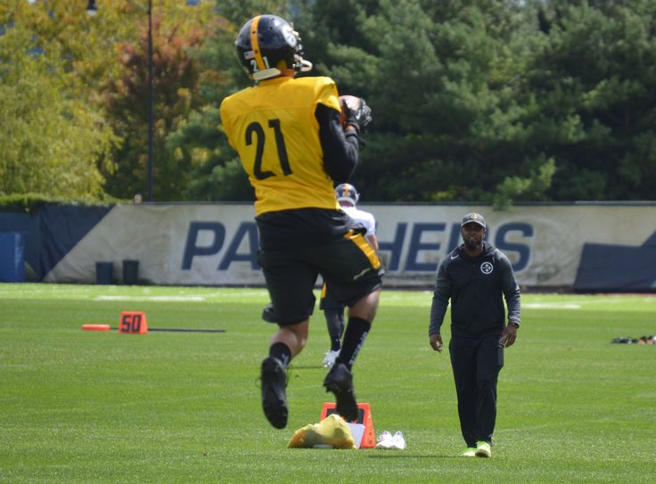 As he prepares for Sunday's game against the team that released him just over a week ago, Steelers cornerback Joe Haden feels he is adjusting well to life in Pittsburgh.
