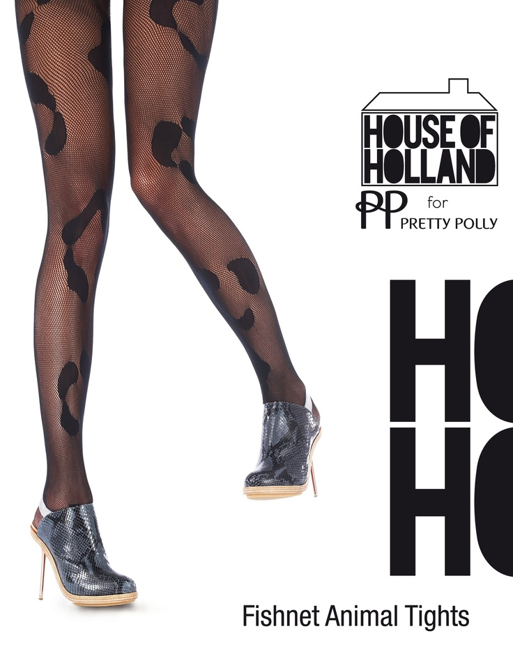 Fishnet animal tights € 13.95