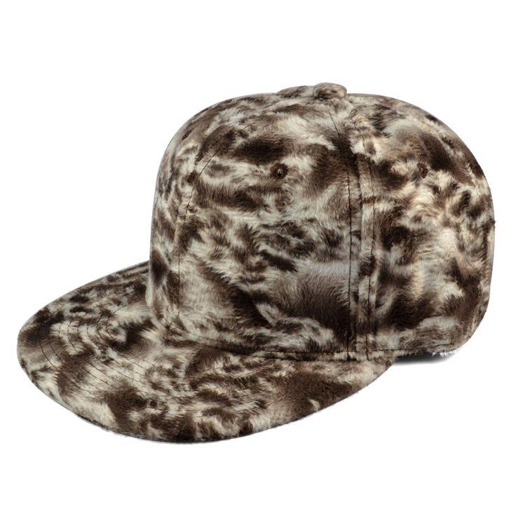 Wolf Snapback Cap - 249,00kr