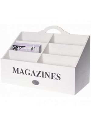 Riverdale magazine holder