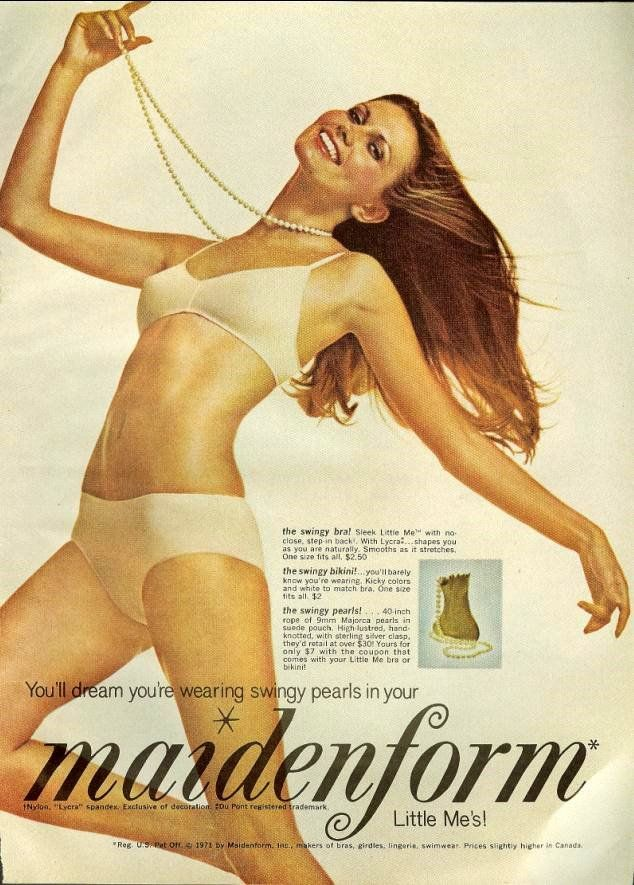 maidenform advert