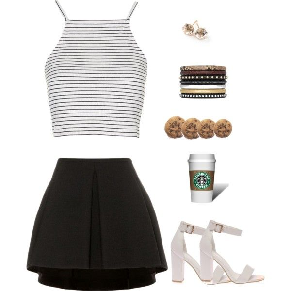 outfit I by olifantgerchia on Polyvore featuring Topshop, Roberto Cavalli, Yves Saint Laurent and Ippolita