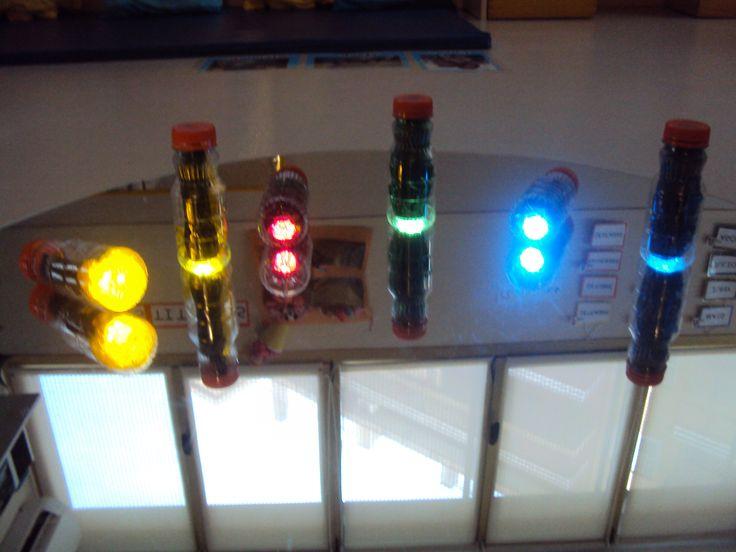 Ampolles de llum