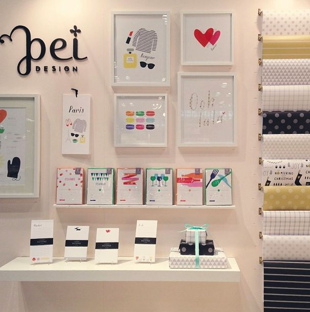 National Stationery Show – Booths