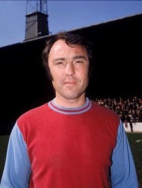 Jimmy Greaves West Ham United 1970