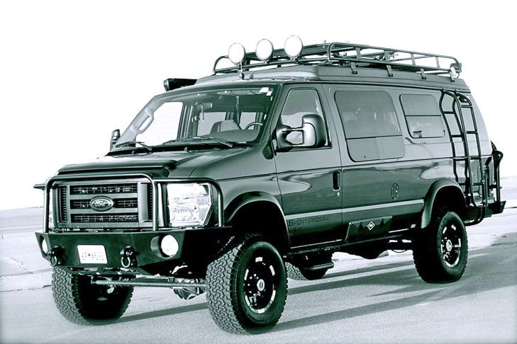 Sportsmobile 4WD Vehicle  Apocalypse Cars