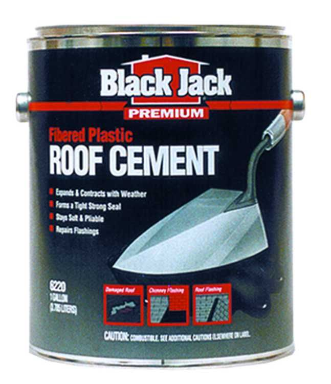Gardner Gibson 6220 9 34 Black Jack Fibered Plastic Cement 9 Gal At Sutherlands Roof Cement Cement Corrugated Plastic Roofing