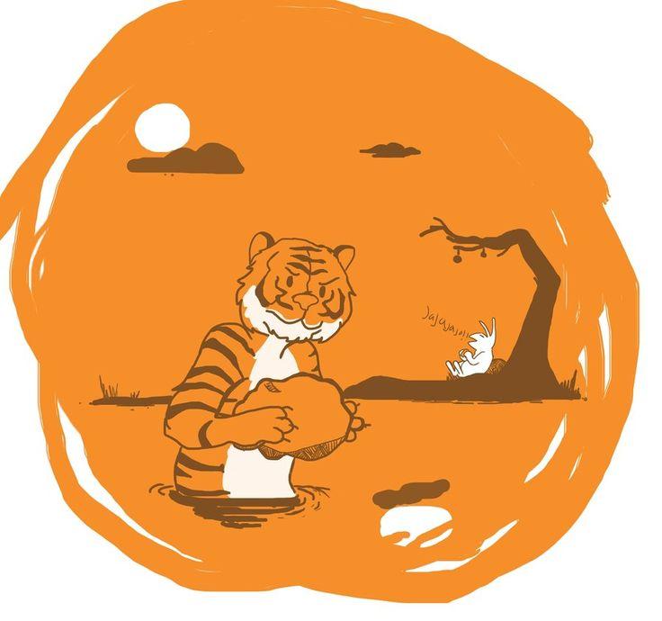 tio tigre y tio conejo  by me