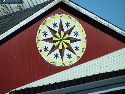 hex signs in Berks County