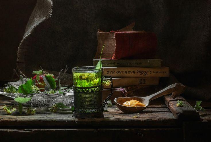 алтайского фото натюрморт чай липовый рози это сказалось