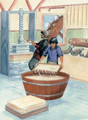 Gutenberg, ou l'aventure de l'imprimerie - illustration 10