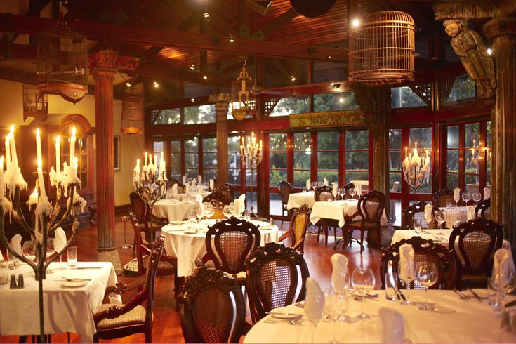 Club Restaurant at Cable Beach Club Resort (Broome, WA)