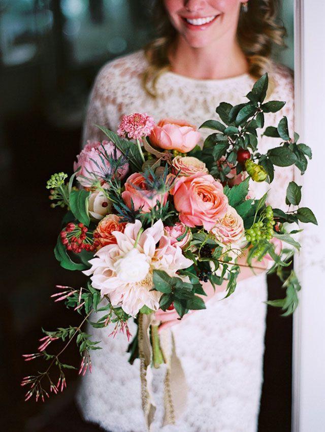 15 Absolutt Vakre Brudebuketter | Blomster og Brudebuketter til Bryllup | 15 Bridal Bouquets | Norwegian Wedding Magazine