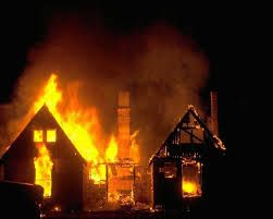 Image result for houses on fire