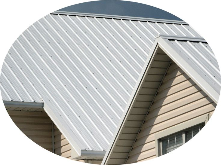 Cool Roof Metal Roofing