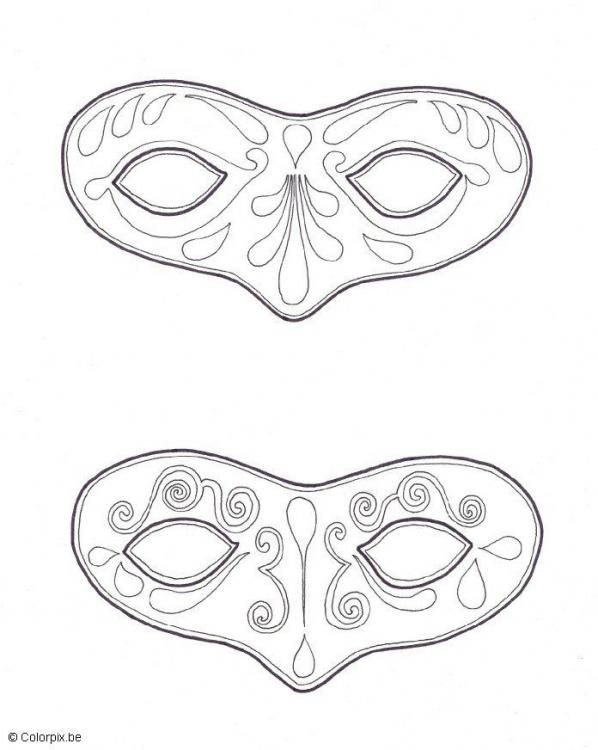 12 best mardi gras images on Pinterest Mardi gras masks - printable mask template
