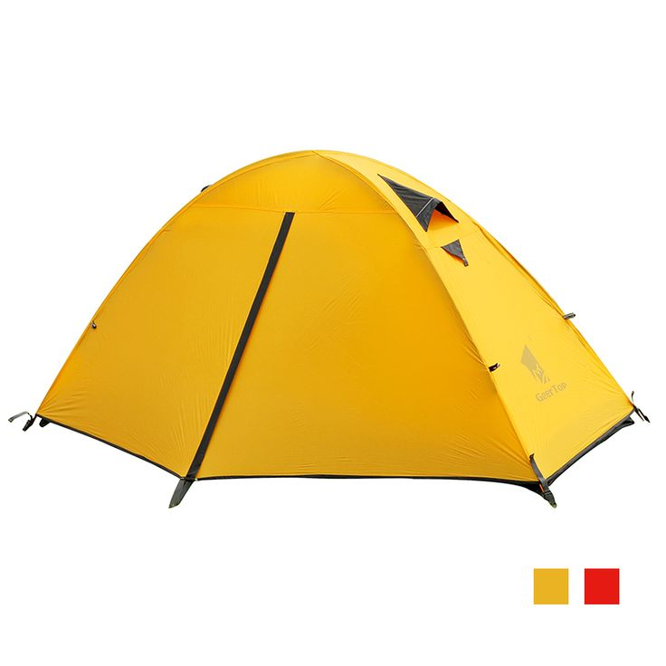 $ 117.99! GEERTOP® 1 Person 3 Season 20D Lightweight Waterproof Dome Backpacking Tent For Camping, Hiking, Travel - Easy Set Up