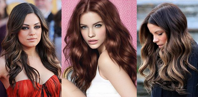 Su Dalgası Saç Modelleri 2015