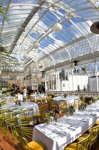 The 8 Alternative Wedding Spots That Are The Talk Of London